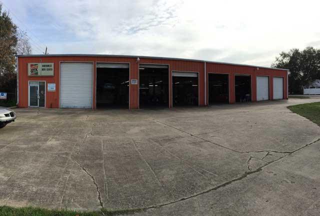Car Repair Shop Houston
