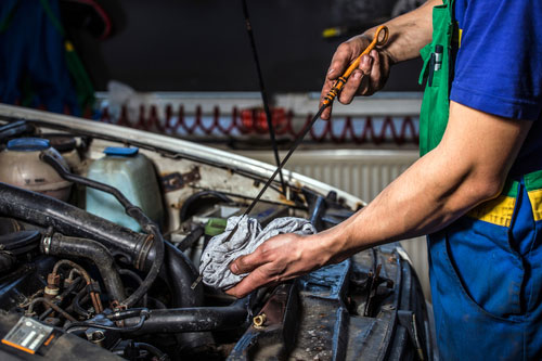 Changing Your Fluids Saves Your Car