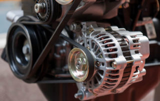 Car Parts Alternator