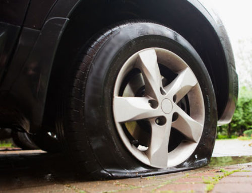 Preventing Flat Tires