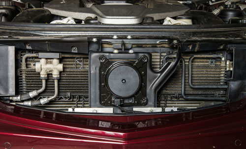 Car Radiators & cooling systems