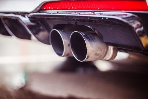 Car Exhaust & Catalytic Converter