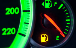 Low Gas Light, Driving on Empty